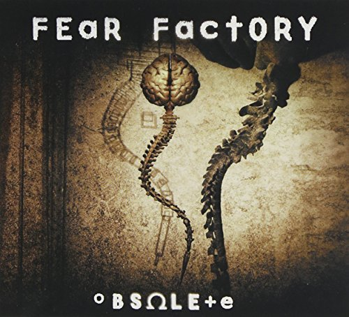 Fear Factory Obsolete Lmtd Ed. Digipak Incl. Bonus Tracks