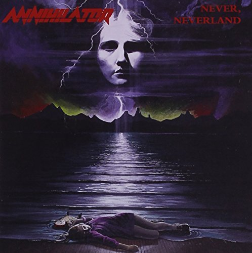 Annihilator Never Neverland Import Gbr