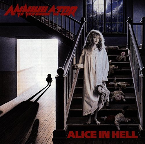 Annihilator Alice In Hell Import Gbr