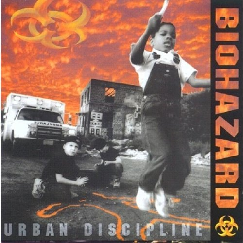 Biohazard Urban Discipline Remastered Incl. Bonus Tracks