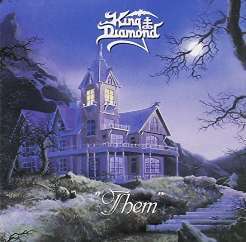 King Diamond Them Remastered