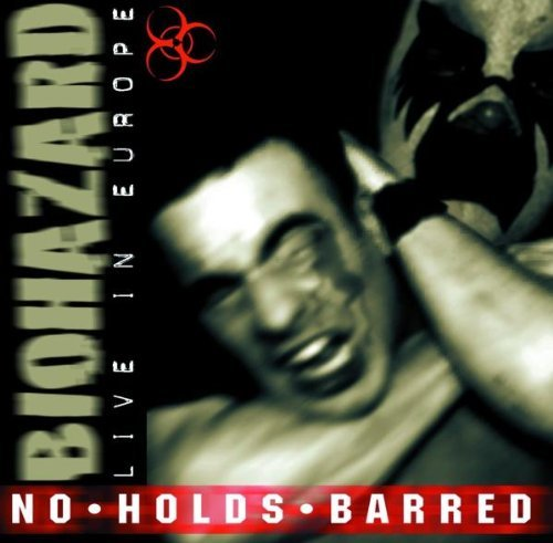 Biohazard No Holds Barred (live In Europ