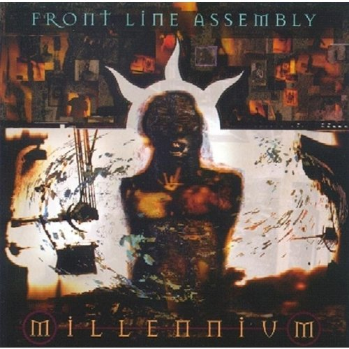 Front Line Assembly Best Of Front Line Assembly Mi Millennium Collection