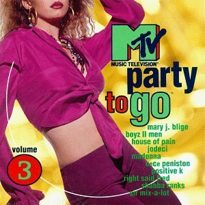 Mtv Party To Go Vol. 3 Mtv Party To Go Madonna House Of Pain Jodeci Mtv Party To Go
