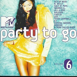 Mtv Party To Go Vol. 6 Mtv Party To Go Warren G Coolio Domino Us3 K7 Mtv Party To Go