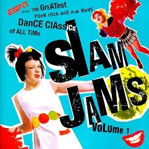 Slam Jams Vol. 1 Slam Jams Madness Ramones Generation X Slam Jams