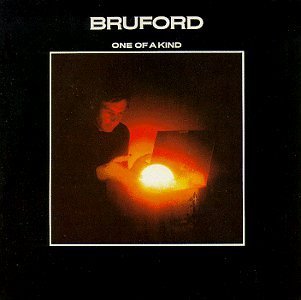 Bill Bruford One Of A Kind