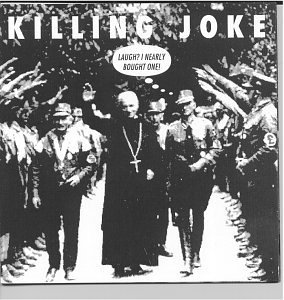 Killing Joke Laugh? I Nearly Bought One!