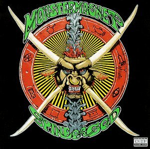 Monster Magnet Spine Of God