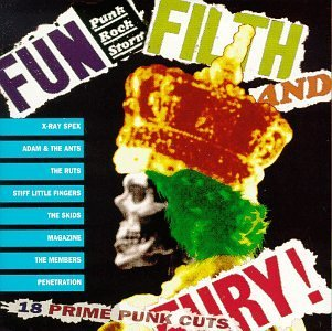 Fun Filth & Fury Fun Filth & Fury
