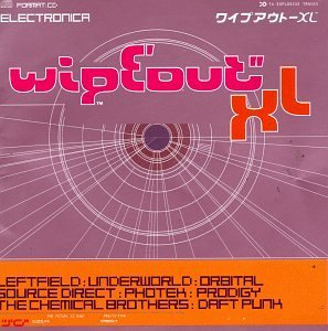 Wipeout Xl Wipeout Xl Chemical Brothers Leftfield Future Sound Of London Photek