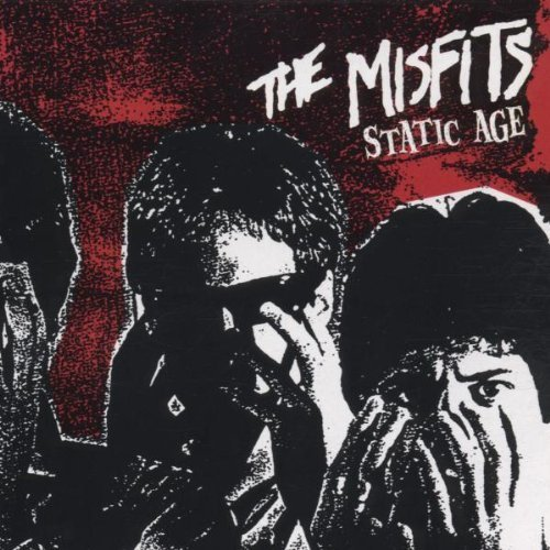 Misfits Static Age Deluxe Gatefold Sleeve