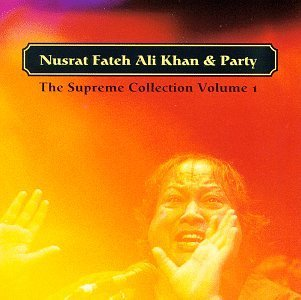 Nusrat Fateh Ali Khan & Party Vol. 1 Supreme Collection 2 CD