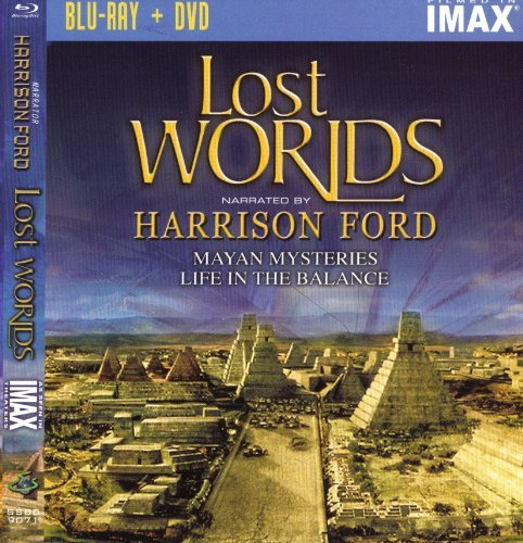 Lost Worlds Mayan Mysteries Imax Ws Blu Ray Pg