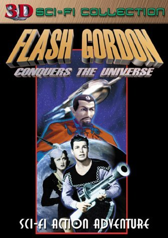Flash Gordon Conquers The Univ Flash Gordon Conquers The Univ Clr Nr
