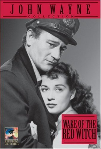 Wake Of The Red Witch Wayne Russell Young Adler Bw Nr