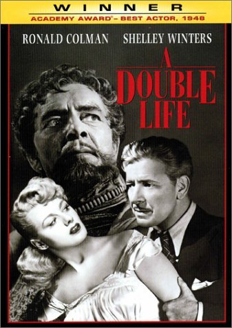 Double Life Colman Hasso Winters Collins Clr Nr