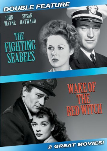 Fighting Seabees Wake Of The R Wayne John Clr Nr 2 DVD