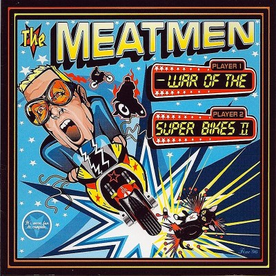 Meatmen War Of The Superbikes