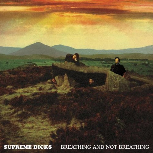 Supreme Dicks Breathing & Not Breathing 4 CD