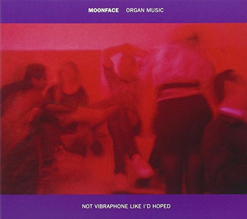Moonface Organ Music Not Vibraphone Lik