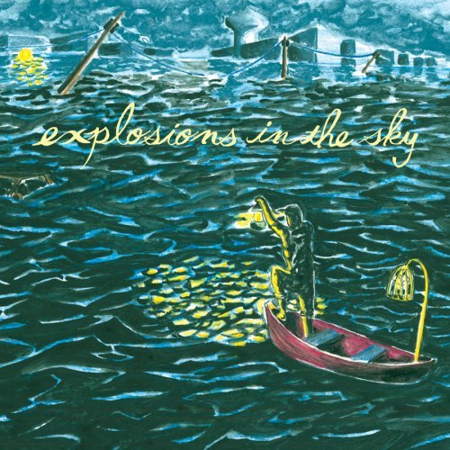 Explosions In The Sky All Of A Sudden I Miss Everyon 2 Lp Set