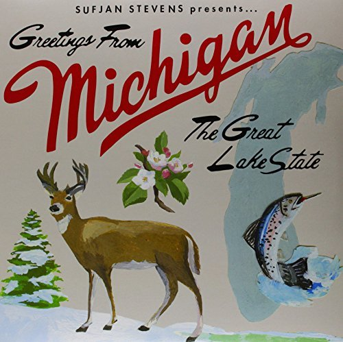 Sufjan Stevens Michigan 2 Lp