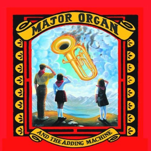 Major Organ & The Adding M Major Organ & The Adding M Incl. DVD