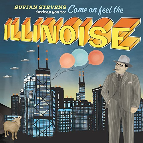 Sufjan Stevens Illinoise 2 Lp Set