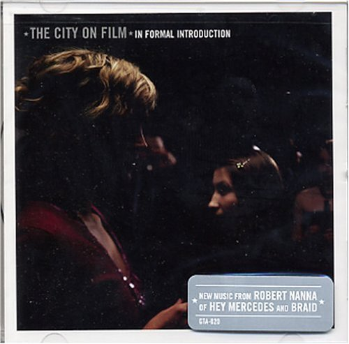 City On Film In Formal Introduction