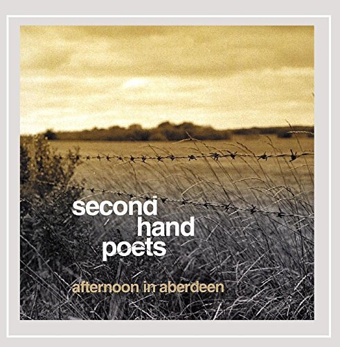 Second Hand Poets Afternoon In Aberdeen