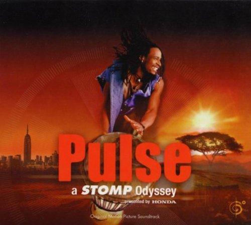 Various Artists Pulse Stomp Odyssey