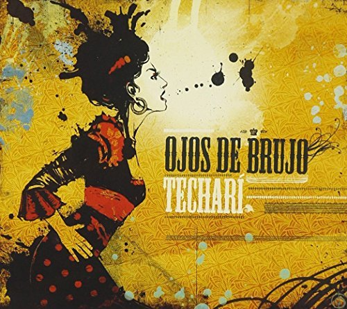 Ojos De Brujo Techari 2 CD