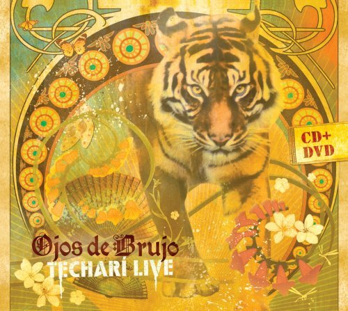 Ojos De Brujo Techari Live Incl. DVD