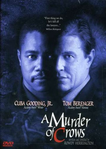 Murder Of Crows Gooding Jr. Berenger Stotz Clr R Millennium Coll.