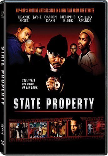 State Property Sigel Jay Z Dash Bleek Sparks Clr Spa Sub R