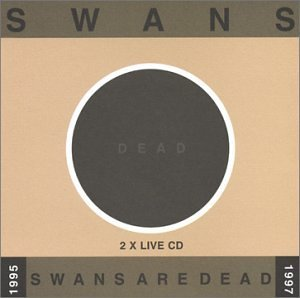 Swans Swans Are Dead 2 CD