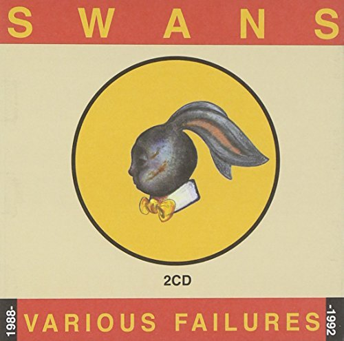 Swans Various Failures 2 CD