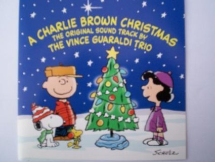 Vince Guaraldi Trio A Charlie Brown Christmas The Original Sound Trac