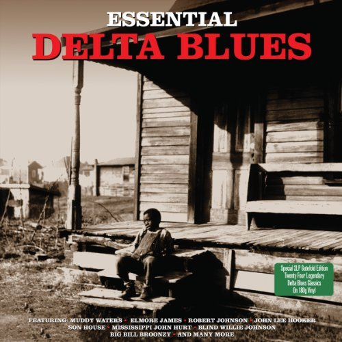 Essential Delta Blues Essential Delta Blues Import Gbr 2 Lp