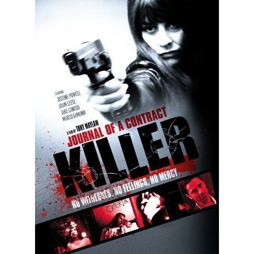 Journal Of A Contract Killer Powell Leese Canuso Nr