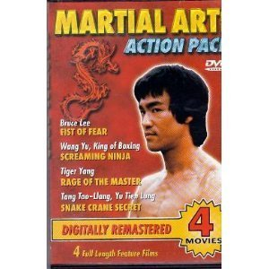 Martial Arts Action Radco Nr 2 DVD