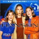 Hanson Star Profile Incl. 100 Pg. Book Interview Picture Disc