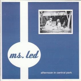 Ms. Led Afternoon In Central Park