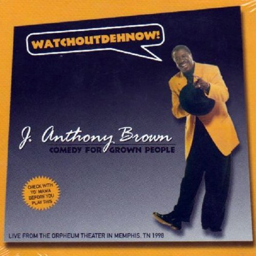 J. Anthony Brown Comedy Forgrown People
