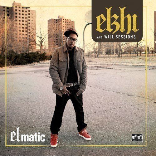 Elzhi Elmatic Explicit Version 2 Lp