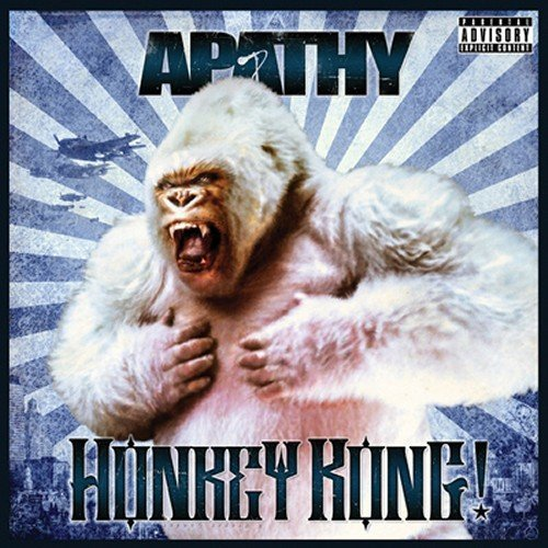 Apathy Honkey Kong Explicit Version 2 CD
