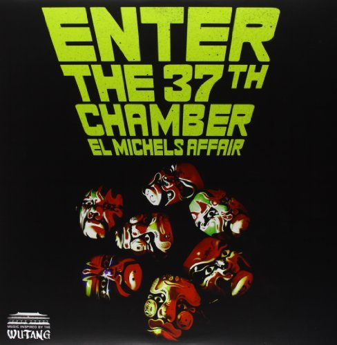 El Michels Affair Enter The 37th Chamber Red Vinyl