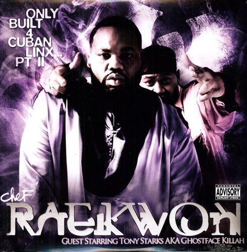 Raekwon Only Built For Cuban Linx 2 2xlp