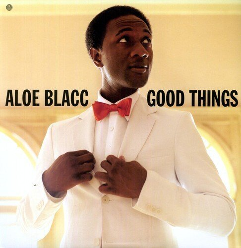 Aloe Blacc Good Things 2 Lp